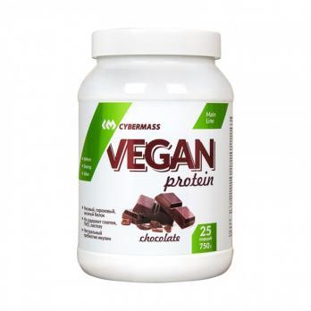 Протеин CyberMass Vegan Protein 750 гр