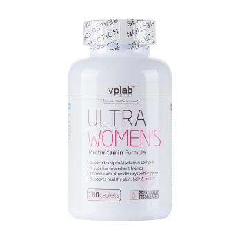 Витамины VPLAB Ultra Women Multivitamin Formula / 180 капс