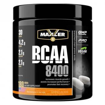 BCAA Maxler BCAA 8400 180 таблеток