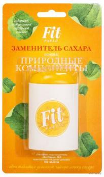 Заменитель сахара Fit Parad №9 150 таб 9 г