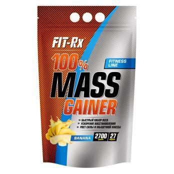 Гейнер FIT-Rx MASS Gainer 900 гр