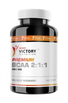 BCAA Sport VICTORY Nutrition BCAA 2:1:1 180 капс
