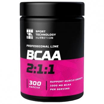 BCAA ST BCAA 2:1:1 300 капс