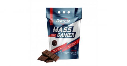 Гейнер GeneticLAB MASS Gainer 3000 гр