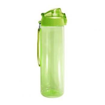 Бутылка для воды 700 мл зеленая
