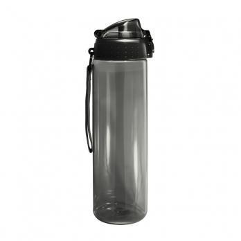 Бутылка для воды 700 мл черная