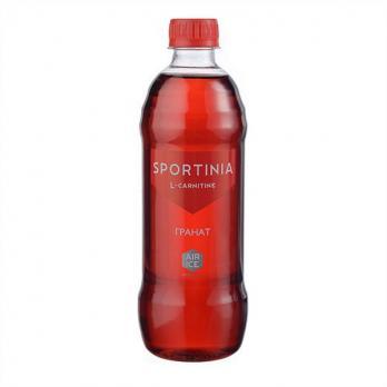 Напиток SPORTINIA L-CARNITINE (1500 mg) 400 мл