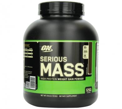 Гейнер Optimum Nutrition Serious Mass 2727 гр