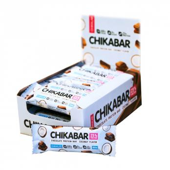 Батончик протеиновый CHIKABAR 60 гр