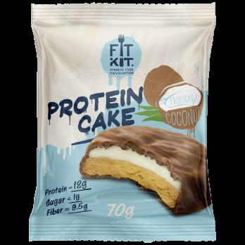 Печенье FIT KIT Protein cake 70 гр