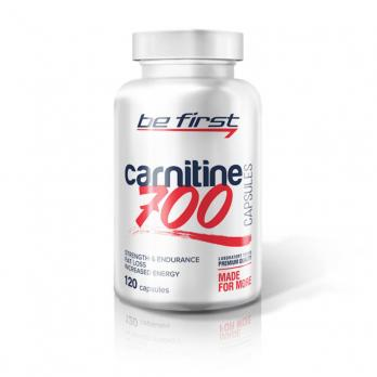 L-карнитин Be First L-carnitine 120 капс
