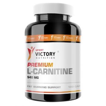 L-карнитин Sport VICTORY Nutrition L-carnitine Premium 100 капс