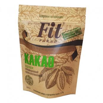 Какао обезжиренное Fit Parad 150 гр