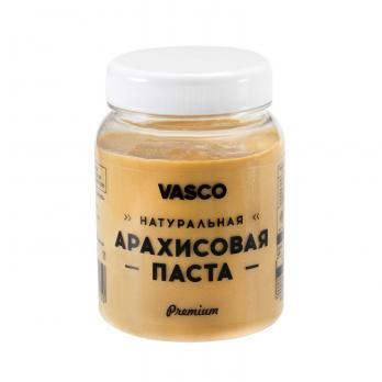 Арахисовая паста Vasco Натуральная 320 гр