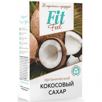 Кокосовый органический сахар Fit Parad 200 гр