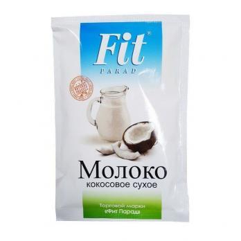 Молоко кокосовое сухое Fit Parad 35 гр