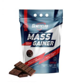 Гейнер GeneticLAB MASS Gainer 1000 гр