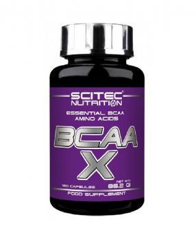 BCAA Scitec Nutrition BCAA- X 120 капс