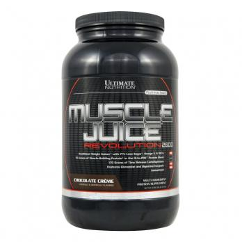 Гейнер Ultimate Nutrition Muscle Juice Revolution 2120 гр