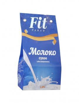 Сухое молоко Fit Parad обезжиренное 1,5% 300 гр