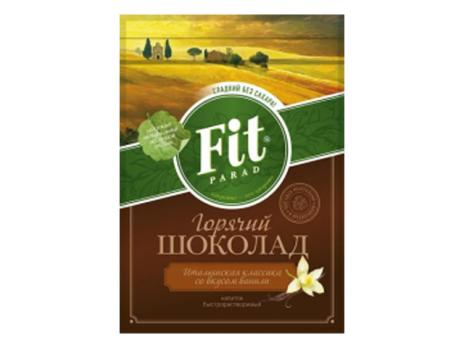 Горячий шоколад FIT PARAD на стевии 200 гр