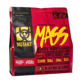 Гейнер MUTANT Mass 2270 гр