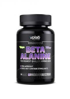Аминокислота VPlab Бета-Аланин 90 капс