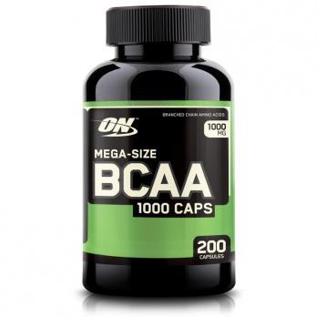 BCAA Optimum Nutrition BCAA 200 капс