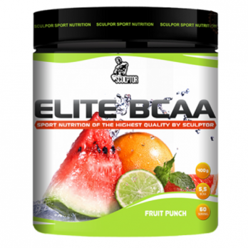 BCAA SculptorNutrition ELITE BCAA 400 гр