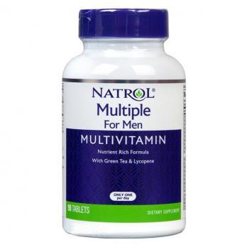 Витамины Natrol Мультивитамины FOR Men 90 капс