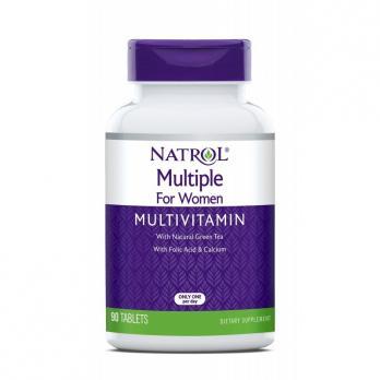 Витамины Natrol Мультивитамины FOR Women 90 капс