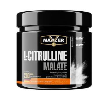 Цитрулин Maxler L-Citrulline MALATE 200 гр