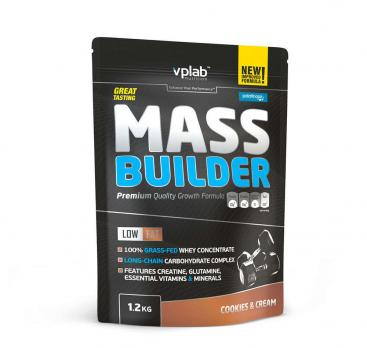 Гейнер VPLAB  Mass Builder 1200 гр