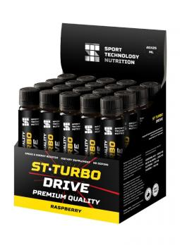 Предтрен ST Nutrition TURBO DRIVE 330 мл