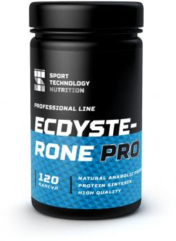 Тестобустер Sport Technology Nutrition ECDYSTERONE PRO 120 капс