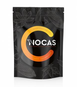 Заменитель сахара Mr. Djemius Nocas (Эритритол + Сукралоза) 300 гр