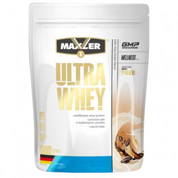Протеин Maxler ULTRA Whey 900 гр