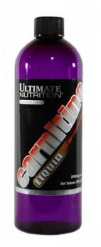L-карнитин Ultimate Nutrition CARNITINE LIQUID 355 мл