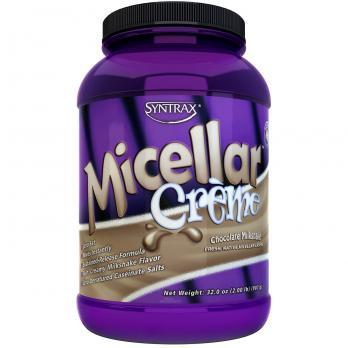 Протеин Syntrax Micellar creme / Казеин 907 гр