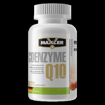 Антиоксидант Maxler Coenzyme Q10 60 капс