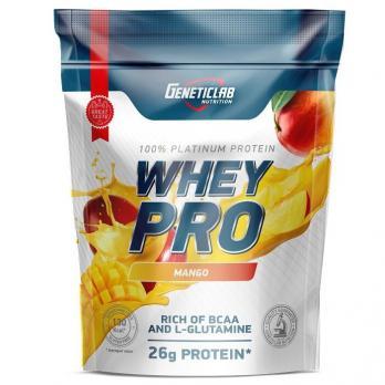 Протеин GeneticLAB Whey 900 гр
