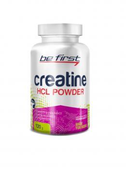 Креатин BE First HCL гидрохлорид 120 гр