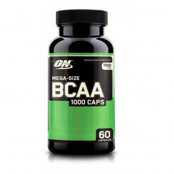 BCAA Optimum Nutrition BCAA 60 капс