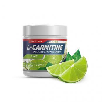 L-карнитин GeneticLAB L-carnitine powder 150 гр
