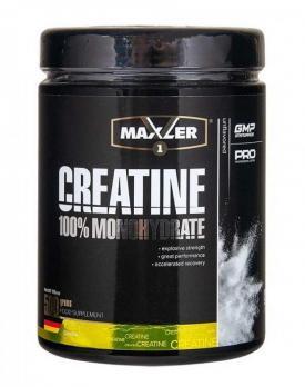 Креатин Maxler Creatine 500 гр (банка)