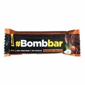 Батончик протеиновый BOMBBar глазированный 40 гр
