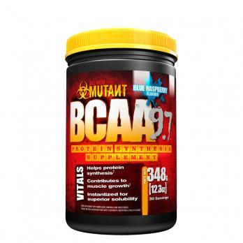 BCAA MUTANT BCAA 9.7 348 гр.