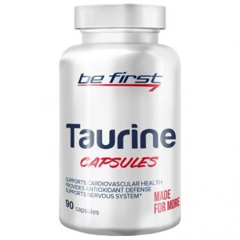 Аминокислота Be First Taurine 90 капс