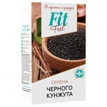 Семена Черного кунжута Fit Parad 150 гр