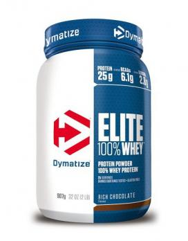 Протеин Dymatize Nutrition Elite Whey 907 гр